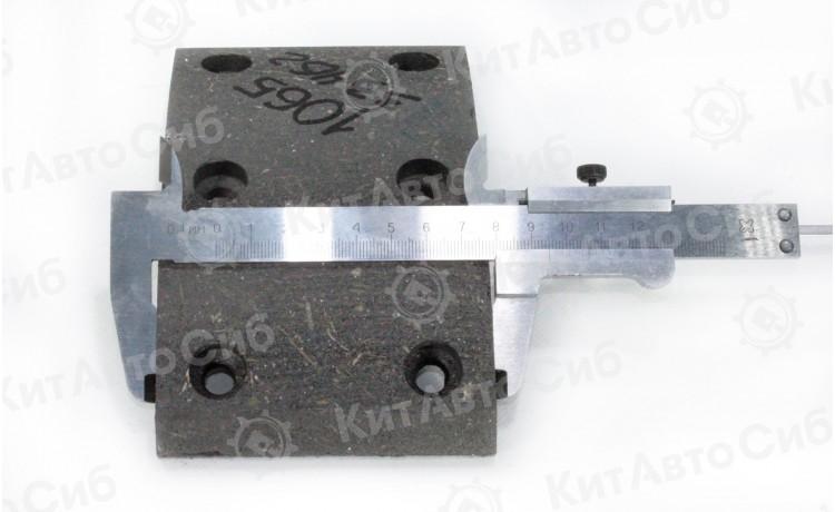 Накладка тормозная задняя BAW БАВ Fenix Феникс 33460 (1065)